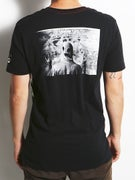 RVCA The Horns Vintage Pocket T-Shirt