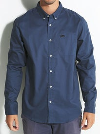 RVCA Thatll Do Oxford L/S Woven Shirt
