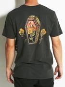 RVCA Till Death Aged Dryhand T-Shirt