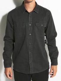 RVCA Templeton L/S Twill Woven Shirt