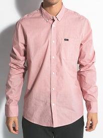 RVCA Thatll Do Micro L/S Woven Shirt