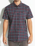 RVCA That'll Do Plaid S/S Woven Shirt