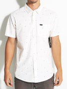 RVCA Particle Theory S/S Woven Shirt