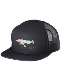 RVCA Templeton Trucker Hat