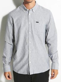 RVCA Thatll Do Static L/S Woven Shirt
