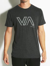 RVCA Stencil VA Vintage Dye T-Shirt