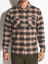 RVCA Thatll Work L/S Flannel Shirt