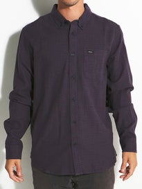 RVCA Thatll Do Twist L/S Woven Shirt