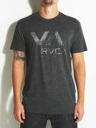 RVCA VA Camo Palms Vintage Dye T-Shirt