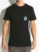 RVCA Well Done Vintage Pocket T-Shirt