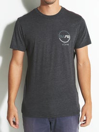 RVCA VA Wings Vintage Dye T-Shirt