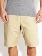 RVCA The Week-End Chino Shorts