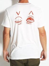RVCA Wink VA Vintage Wash T-Shirt
