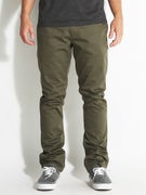 RVCA The Week-End Chino Pants  Leaf