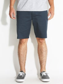 RVCA The Week-End Stretch Shorts Midnight
