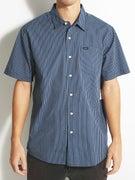 RVCA Warranty S/S Woven Shirt