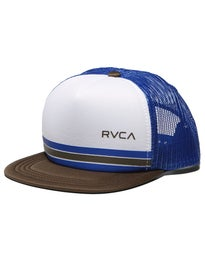 RVCA Kids Barlow Trucker Hat