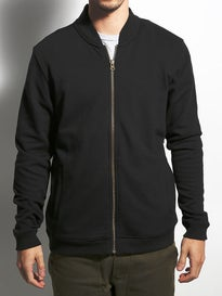 RVCA Zip Thru Bomber Fleece