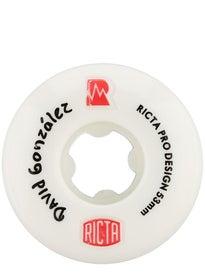 Ricta Gonzalez Pro NRG 81b Wheels