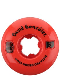 Ricta Gonzalez Pro NRG 81b Red Wheels