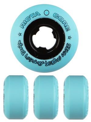 Ricta Huston All Star Teal/Black Chrome Core Wheels