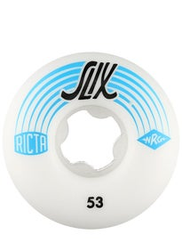 Ricta SLIX 81b Wheels  White