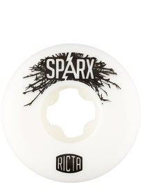 Ricta Sparx Shockwaves 79b Wheels  White