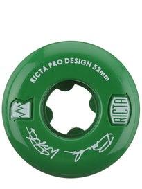 Ricta Westgate Pro NRG 81b Green Wheels