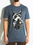 Rook Doberman Crown Heather T-Shirt