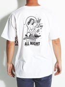 Real All Day All Night T-Shirt
