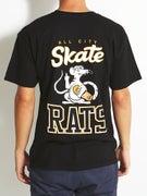 Real All City Skate Rats T-Shirt