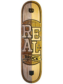 Real Brock Timber LowPro 2 LTD Full Deck 8.06 x 31.9