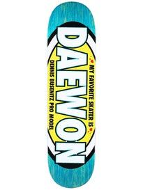 Real Busenitz/Daewon Favorite LG Deck 8.25 x 32
