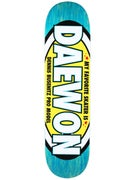 Real Busenitz/Daewon Favorite MD Deck 8.02 x 31.75