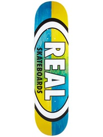 Real Double Dipped Oval Deck 8.06 x 31.8