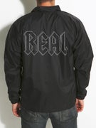 Real Deeds Coaches Jacket