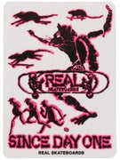 Real Evolution Sticker Medium