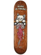 Real Hangin Kitty MD Deck 7.9 x 31.25