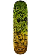 Real Wair Burnouts Transitions LG Deck 8.38 x 32.43