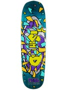 Real Wair Gonz Guest Art Godzilla LTD Deck 9.5 x 32.08