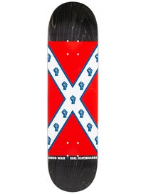 Real Wair Rebel Yell Twin Tail Deck 8.3 x 31.9
