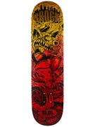 Real Brock Burnouts Transitions Deck 8.25 x 32.22