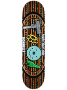 Real Donnelly Icon Ovals Deck 8.18 x 31.84