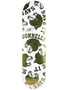 Real Donnelly Save It XL Deck 8.5 x 32.18