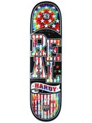 Real Hardy Easy Rider LowPro 2 Deck 8.25 x 32