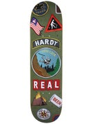 Real Hardy Ramblin Man Deck 8.43 x 32.57