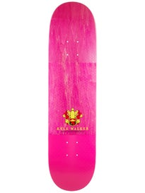 Real Walker Knockout Embossed Deck 8.06 x 31.8