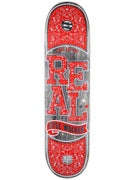 Real Walker Paisley LowPro 2 Deck 8.06 x 32