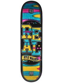 Real Walker Spectrum LowPro 2 Deck 8.25 x 32