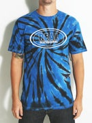 Real OG Oval Tie Dye T-Shirt